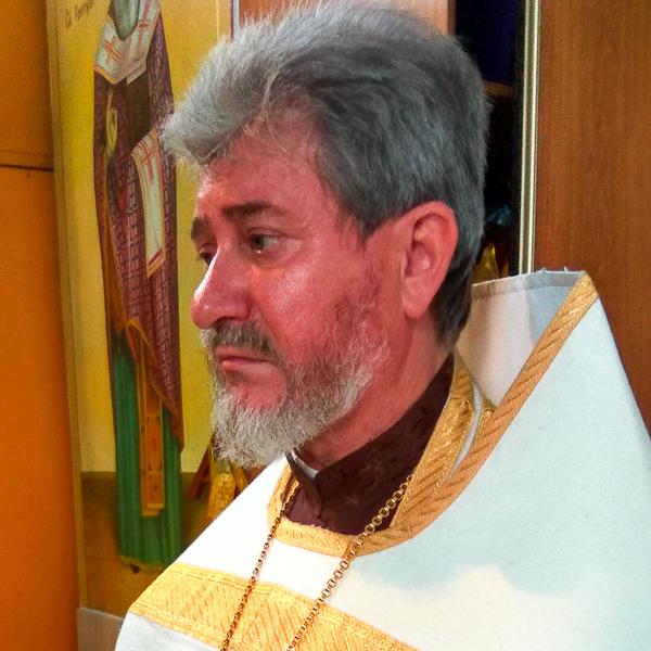 Протоиерей Александр Яблоков
