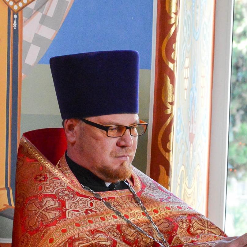 Протоиерей Петр Кулинич